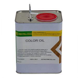 Масло для пропитки деревянных полов Recoll Color Oil