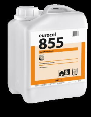 Дисперсионный лак 855 EUROFINISH BASIC SM, 5 литров