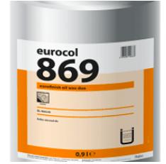 Паркетное масло 869 EUROFINISH OIL WAX DUO