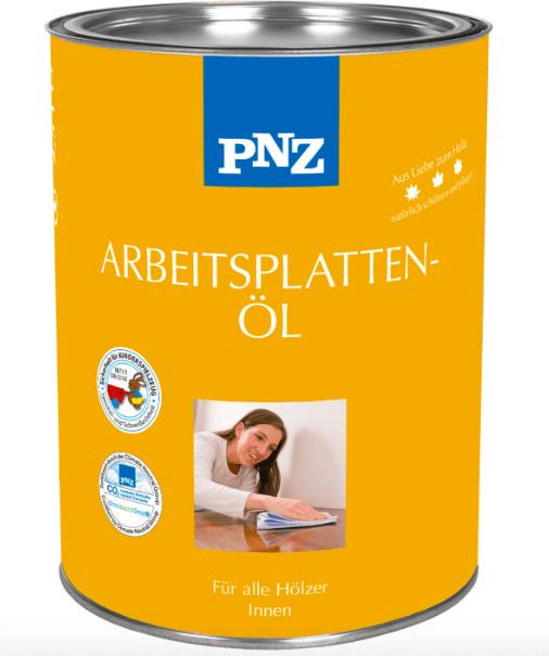 Масло для рабочих поверхностей – Arbeitsplattenöl