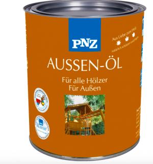 Масло для внешней отделки Aussen Öl 0,75 л