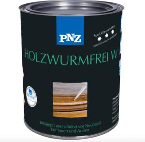 Защита древесины от насекомых вредителей – Holzwurmfrei, 0,75 л