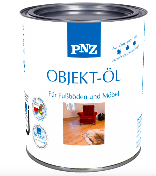 Объектное масло – Objectöl