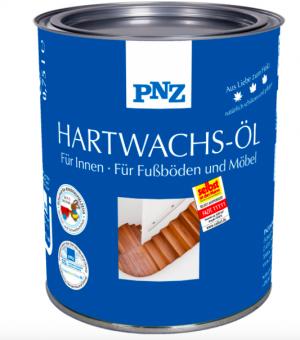 Масло с твердым воском – Hartwachs Ől